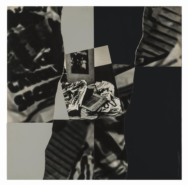 Norberto Puzzolo, 'Serie Nunca Más VI', 1984, Photography, Photography Collage on hardboard, Herlitzka + Faria