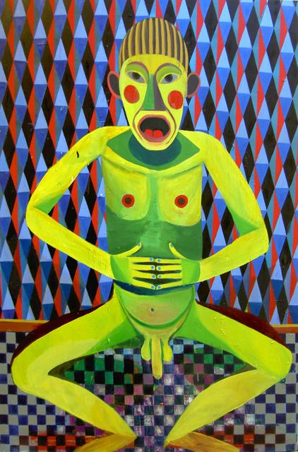, 'Frog,' 2009, Galerie Kleindienst