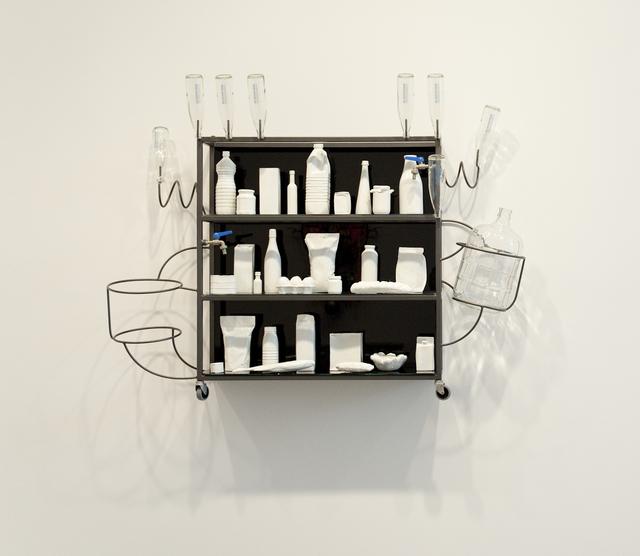 , 'Epicerie - Vitrine,' 2014, Jane Lombard Gallery
