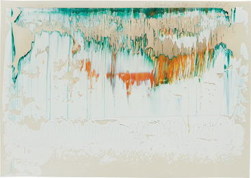 Gerhard Richter, 'PAPER FUJI (23 Oktober 1996),' 1996, Phillips: 20th Century and Contemporary Art Day Sale (November 2016)