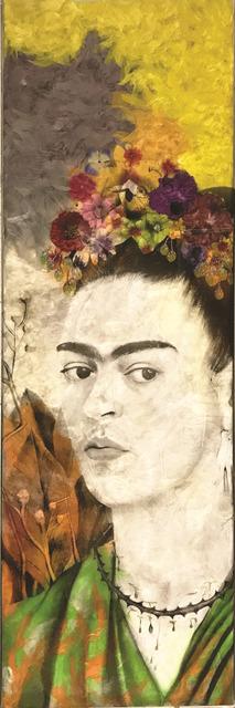 , 'Frida Kahlo,' 2016, Eden Fine Art