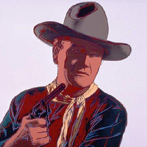 , 'John Wayne,' 1986, Galeries Bartoux Singapore