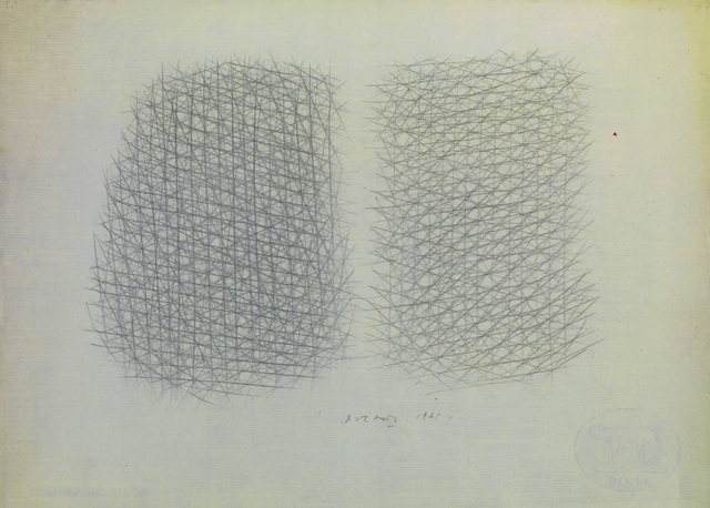 , 'Untitled,' 1961, Eduardo Secci Contemporary