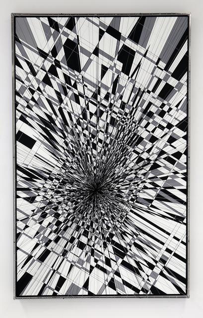 Thomas Canto, 'Polygon Inertia', 2018, Sandra Gering Inc