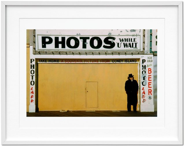 ", 'Marvin E. Newman, Art Edition ""Coney Island, 1953"",' 1953, TASCHEN"