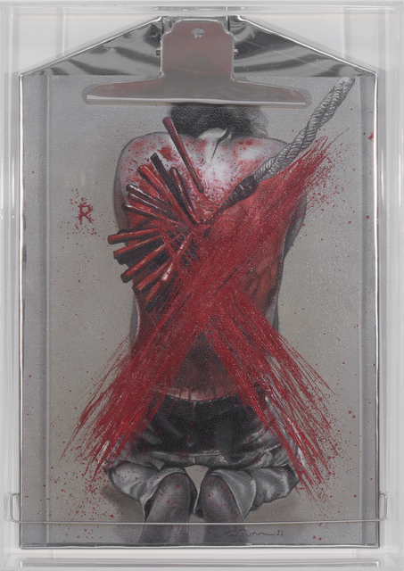 Ronald Ventura, 'Observation series (Penitents and Prostitutes)', 2010, OSART GALLERY
