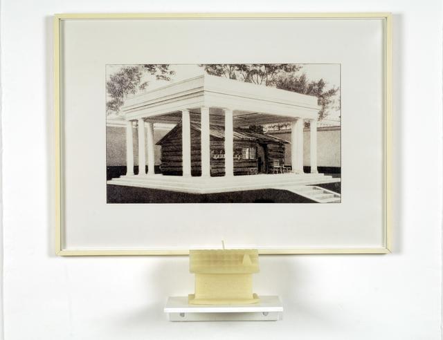 , 'House/Home,' 1990, Galerie Gabrielle Maubrie