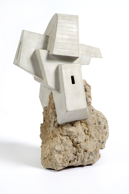 , 'Urban Structure #17,' 2015, FRED.GIAMPIETRO Gallery