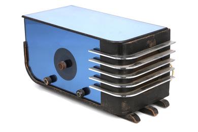 A Sparta Sled, model 557 valve radio