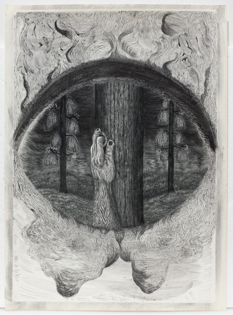 , 'Funky Forest,' 2015, Galleri Magnus Karlsson