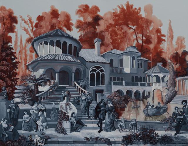 , 'The Lake House,' 2018, Gagosian