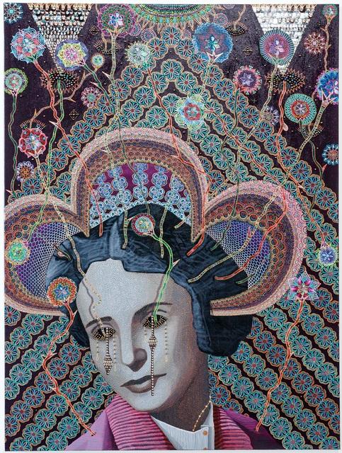 , 'Les Femmes d Alger #75,' , Lawrie Shabibi