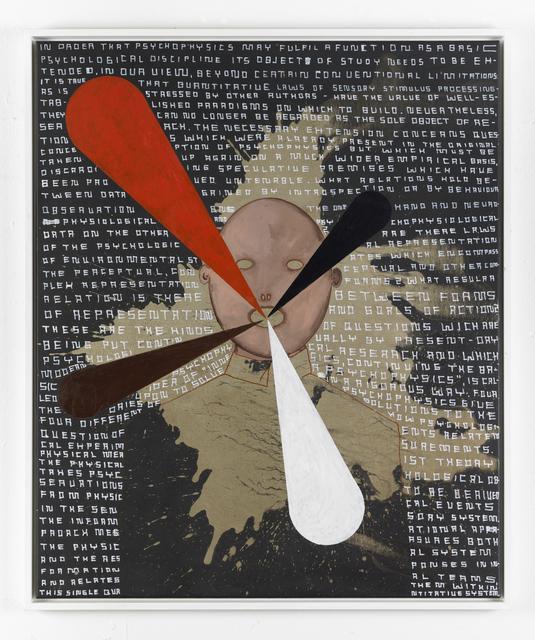 , 'A.B.: Beyond Conventional Limitations (Fechner),' 2015, Galerie Rüdiger Schöttle