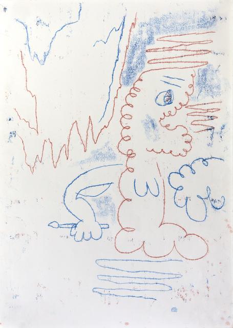 , 'Sunny Side Down, No. 2,' 2015, Nathalie Karg Gallery