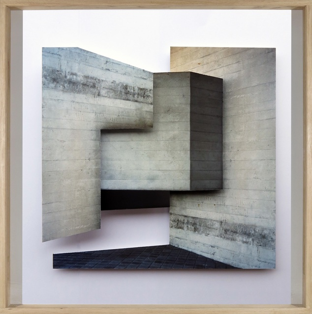 , 'Denys Lasdun, Royal national Theater London,' 2018, Victor Lope Arte Contemporaneo