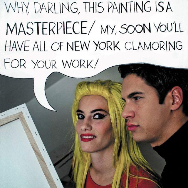 , 'Hommage á Lichtenstein – Masterpiece,' 2008, VILTIN Gallery