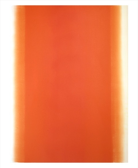 , 'Illumination, Orange,' 2016, Heather Gaudio Fine Art