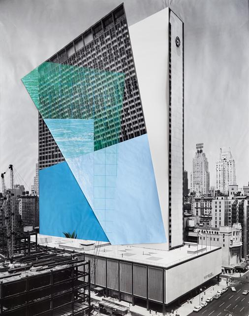 , 'Facade 2,' 2016, Sous Les Etoiles Gallery