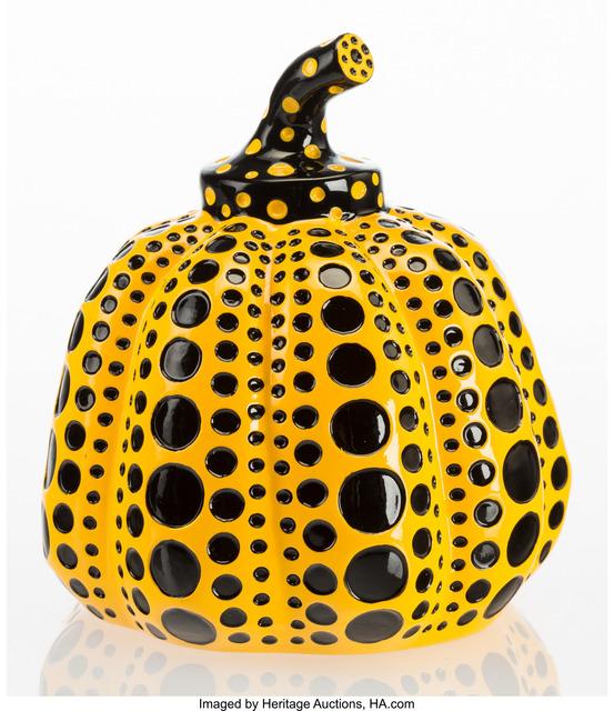 Yayoi Kusama, 'Yellow Pumpkin', 2013, Heritage Auctions