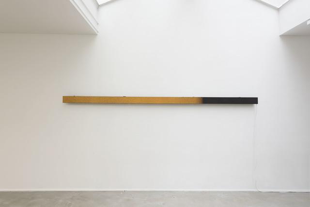 , 'Day Yellow,' 2014, AKINCI