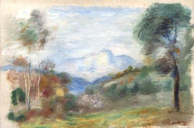 Vallée de la Cagnes, le Baou de Saint-Jeannet