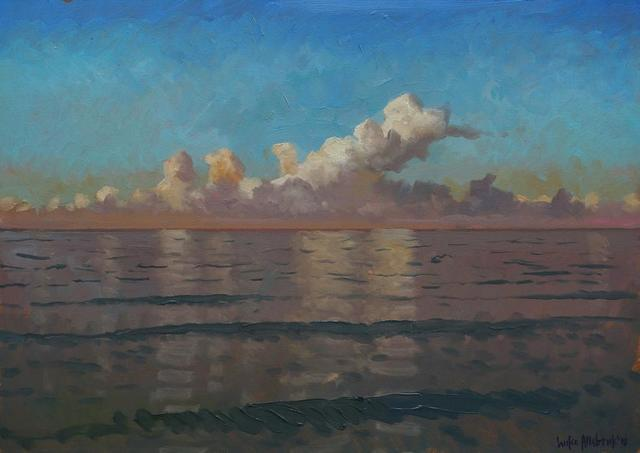 , 'Topsail Early Morning Cloudbank,' 2018, Shain Gallery