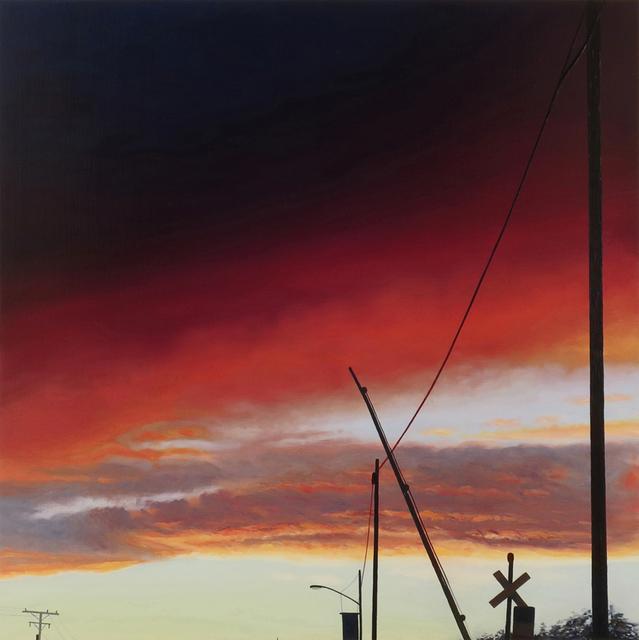 , 'Ablaze,' 2018, Sue Greenwood Fine Art