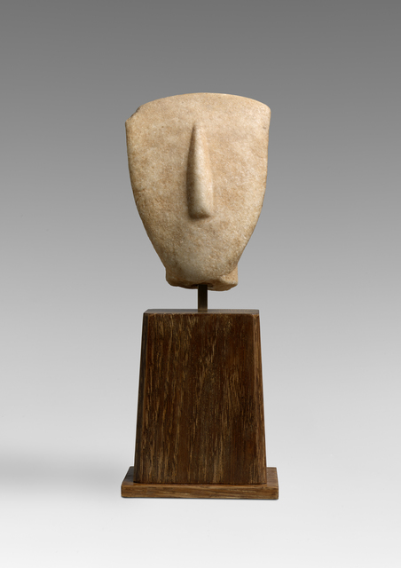 , 'Lyre-Shaped Head,' 2600 BCE-2500 BCE, Benjamin Proust Fine Art Limited