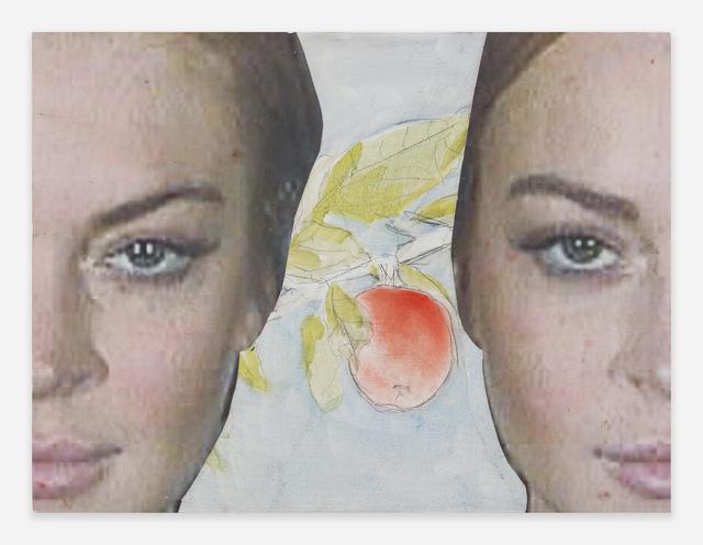 , 'Double Lindsay,' 2018, Golsa
