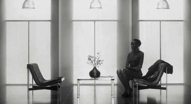 , 'Nairobi 2. Waiting.,' 2014, Espacio Mínimo