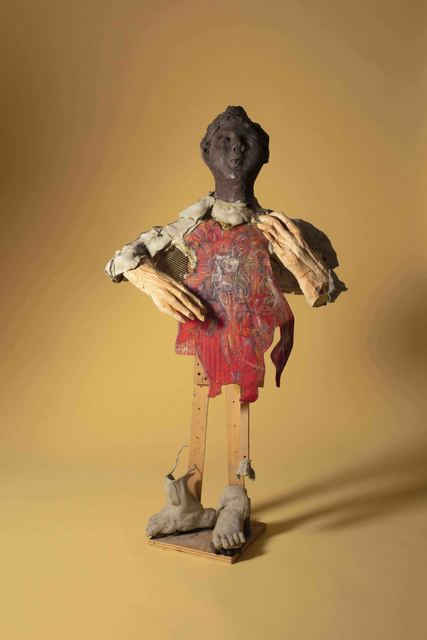 , 'After Donatello,' 2015, Betty Cuningham