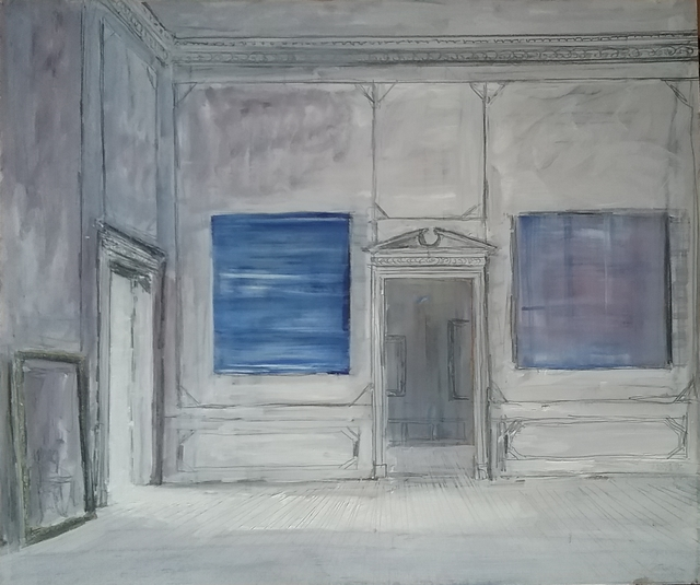 , 'Neoclassic Room,' 2018, Octavia Art Gallery