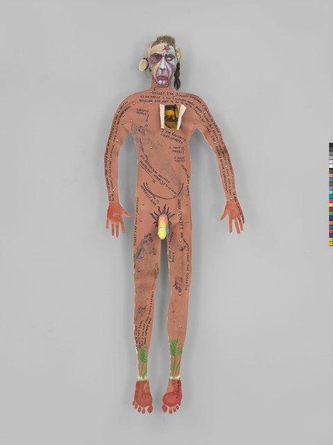 , 'Self Portrait,' 1986, Hammer Museum