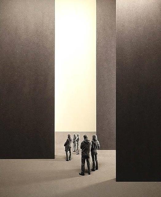 Peter Demetz, 'City 1, ', 2015, Gallery LEE & BAE