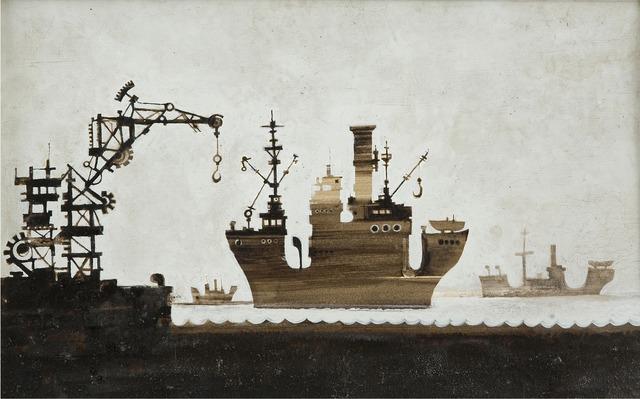 , 'Porto,' 1960, Frittelli Arte Contemporanea