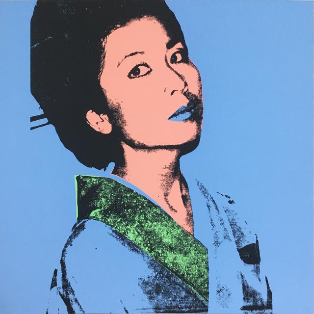 , 'Kimiko, II.237,' 1981, Hamilton-Selway Fine Art