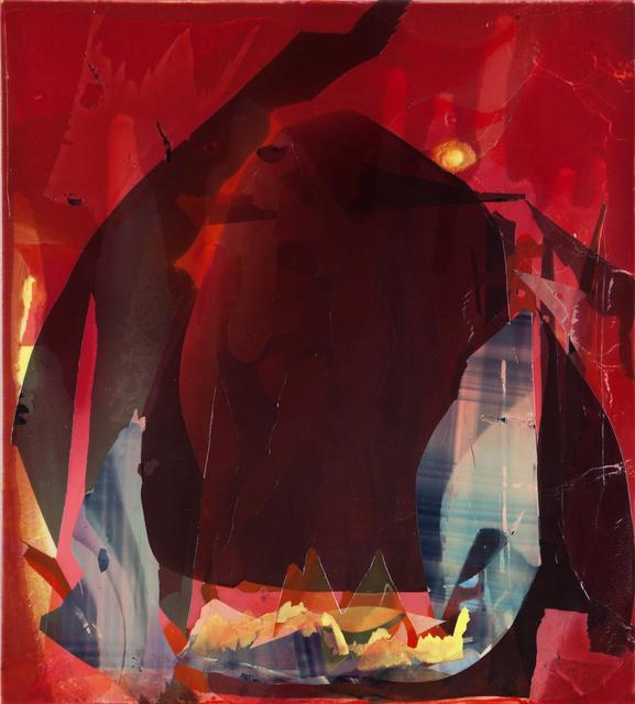 , 'Filter,' 2017, Nancy Hoffman Gallery
