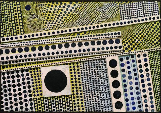 , 'WORK61-12,' 1961, Anne Mosseri-Marlio Galerie