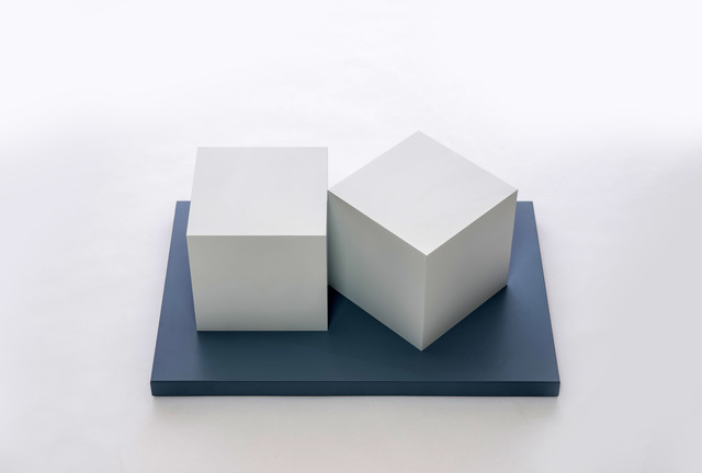 , 'Two Cubes,' 2005, Wexler Gallery
