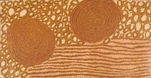 Walangkura Napanangka, 'Womens Ceremony', Wentworth Galleries