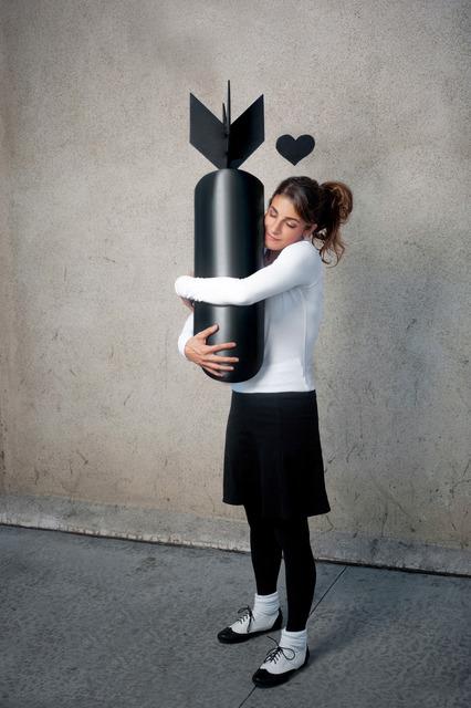 Nick Stern, 'Love the Bomb', Wallspace