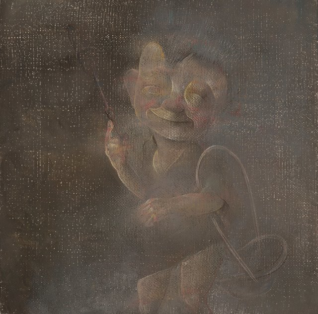 Qiu 邱 Jiongjiong 炯炯, 'No. 44, from 100 Square Sichuanese Paintings', 2006, Heritage Auctions