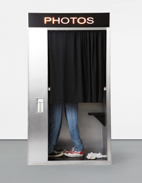 Elmgreen & Dragset, 'Photo Booth,' 2004, Phillips: 20th Century and Contemporary Art Day Sale (February 2017)