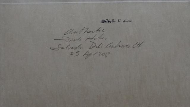 Salvador Dalí, 'Currier & Ives New York Central Park Winter', 1971, Print, Lithograph, Fine Art Acquisitions Dali