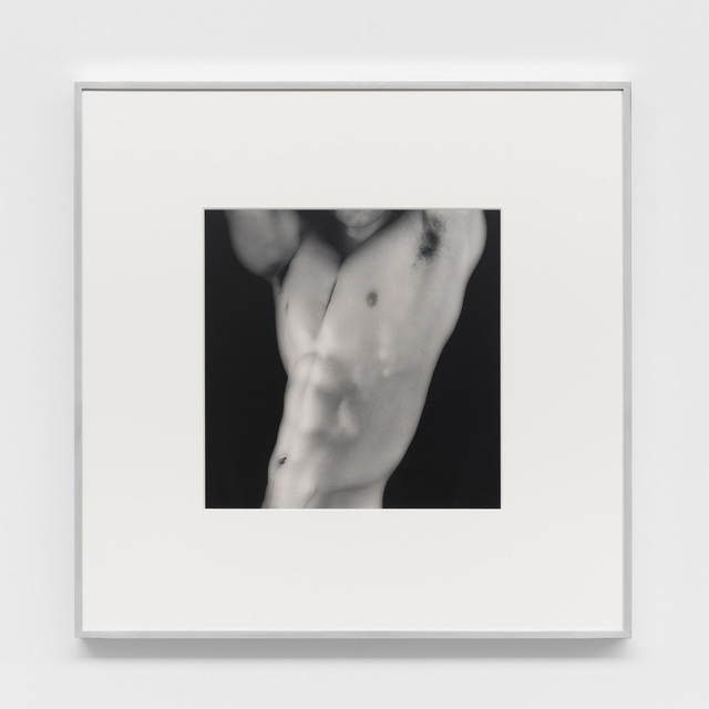 Robert Mapplethorpe, 'Torso', 1985, Xavier Hufkens