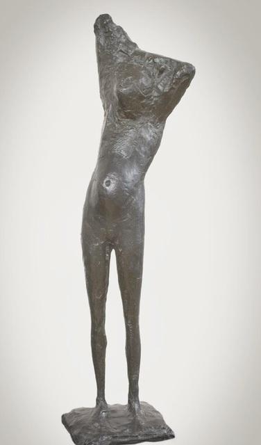 , 'Study for Girl with a Vest,' 1959, Osborne Samuel