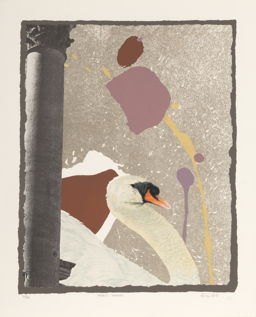 Michael Knigin, 'Majestic Manner', 1986, RoGallery