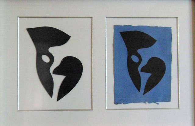 Hans Arp, 'Untitled', Mixed Media, Bronze and Etching, Contessa Gallery