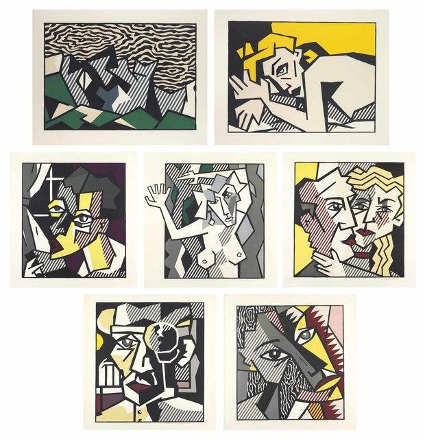 Roy Lichtenstein, 'Expressionist Woodcut Series', 1980, Christie's