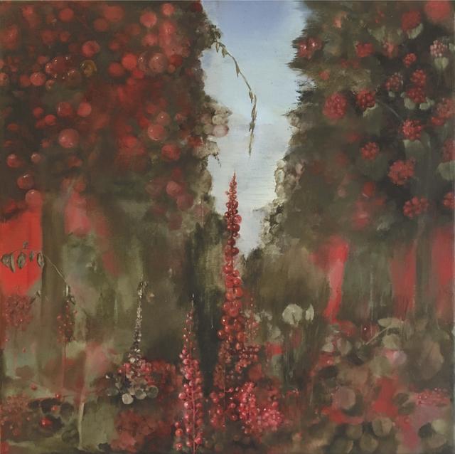 , 'Evergreen 3,' 2017, Galerie Huit